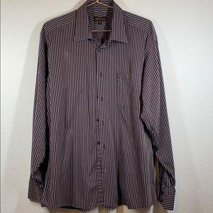 Ben Sherman Long Sleeve Shirt 16 1/2 34/35